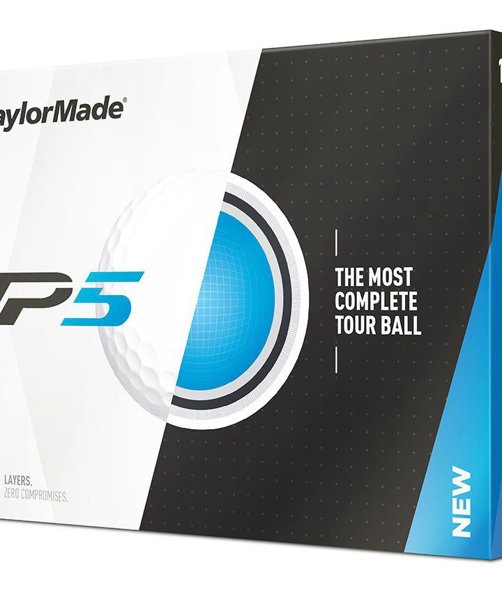 Taylor Made Bola TP5:TP5X
